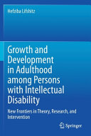 Growth and Development in Adulthood among Persons with Intellectual Disability PDF