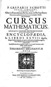 Cursus mathematicus