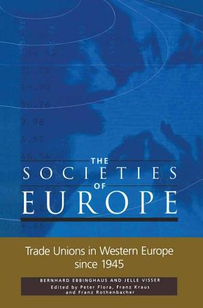 Trade Unions in Western Europe since 1945 PDF