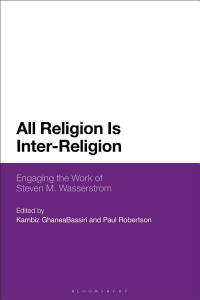 Download All Religion Is Inter Religion Book