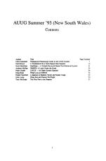 AUUG Conference Proceedings PDF