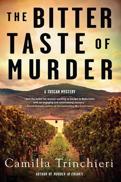 Download The Bitter Taste of Murder Book