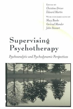 Supervising Psychotherapy PDF