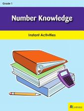 Number Knowledge: Instant Activities