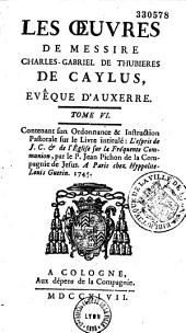 Oeuvres [C.-D.-G. de Caylus]