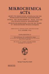 Drittes Kolloquium über metallkundliche Analyse mit besonderer Berücksichtigung der Elektronenstrahl-Mikroanalyse Wien, 25. bis 27. Oktober 1966