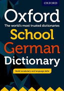 Oxford School German Dictionary PDF