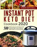 Instant Pot Keto Diet Cookbook 2020 Book PDF