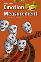 Emotion Measurement PDF