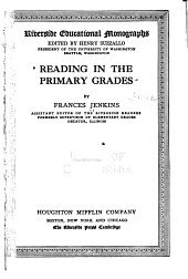 Reading in the Primary Grades