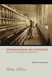 Between Reason and Experience: Essays in Technology and Modernity