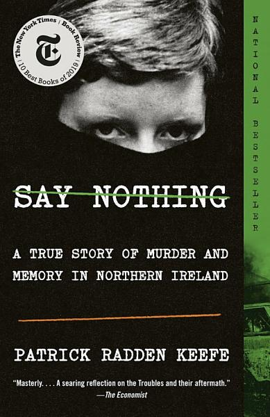 Download Say Nothing Book