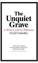 The Unquiet Grave  A Word Cycle by Palinurus