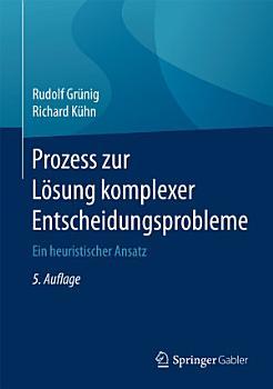 Prozess zur L  sung komplexer Entscheidungsprobleme PDF