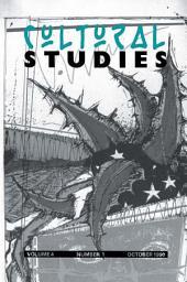 Cultural Studies: Volume 4, Issue 3