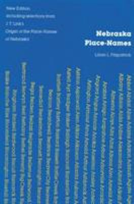 Nebraska Place-Names