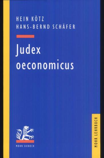 Judex oeconomicus PDF