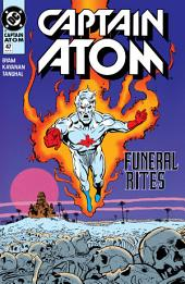 Captain Atom (1986-) #47