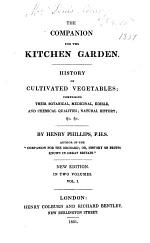 The Companion for the Kitchen Garden