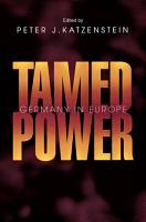 Tamed Power PDF