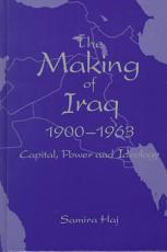 The Making of Iraq  1900 1963 PDF