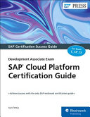 SAP Cloud Platform Certification Guide PDF