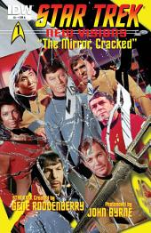 Star Trek: New Visions #1: The Mirror, Cracked