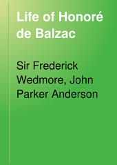 Life of Honoré de Balzac