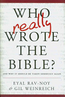 Who Really Wrote the Bible