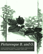 Picturesque B. and O.: Historical and Descriptive