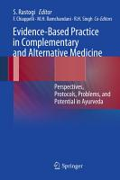 Evidence Based Practice in Complementary and Alternative Medicine PDF