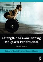 Strength and Conditioning for Sports Performance PDF