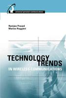 Technology Trends in Wireless Communications PDF