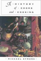 A History of Cooks and Cooking PDF