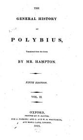 The General History of Polybius: Volume 2