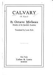 Calvary: (a Novel)