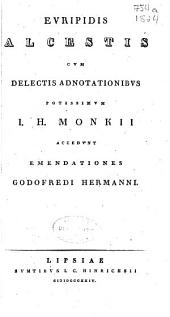 Euripidis Alcestis