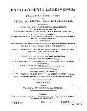 Encyclopaedia Londinensis: Volume 20