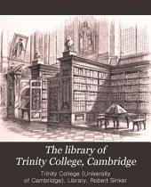 The Library of Trinity College, Cambridge