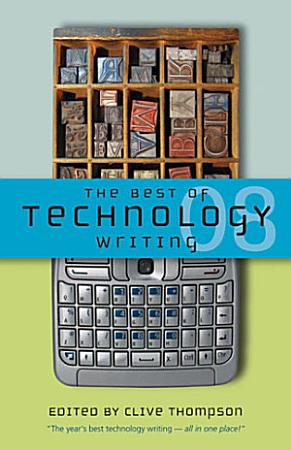 The Best of Technology Writing 2008 PDF