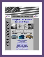 CDL Practice Test Study Guide: Complete CDL Practice Test Study Guide