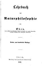 Lehrbuch der Naturphilosophie