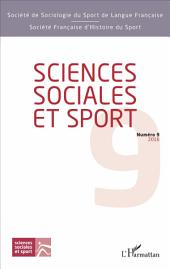 Sciences sociales et sport n°9