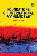 Foundations of International Economic Law PDF