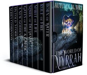 The World of Myrrah Box Set PDF