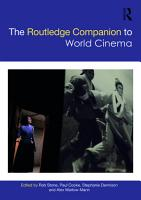 The Routledge Companion to World Cinema PDF