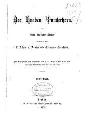 Des Knaben wunderhorn: Band 2