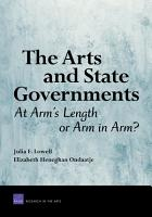 The Arts and State Governments PDF
