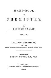 Hand-book of chemistry: Volume 14