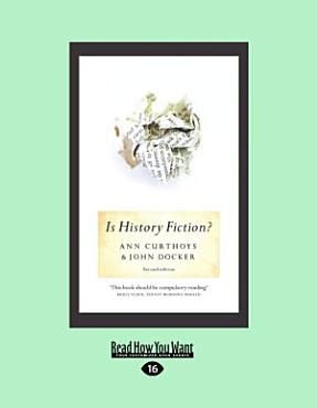 Is History Fiction  PDF